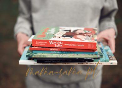 Biblioteczka: książki dla przedszkolaka