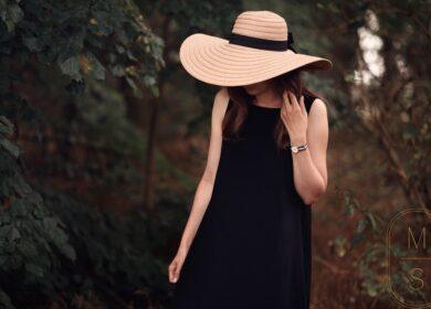 Czarne sukienki na lato | 3 propozycje